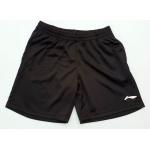 Lining Moisture Management Mens Black Shorts