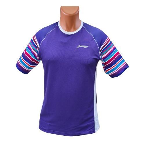 LiNing Season of Lines Round Neck Tshirt