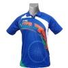 LiNing India Flag Design Polo Tshirt