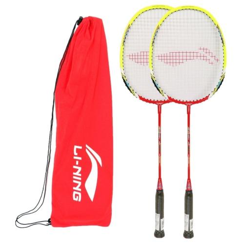 Combo: Li-ning Smash XP 80 II x 2 Badminton Racket