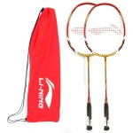 Combo: Li-ning Smash XP 90 II x 2 Badminton Racquet