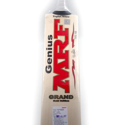 Grand Gold Edition English Willow Cricket Bat