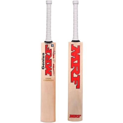 MRF Game Changer English Willow Cricket Bat