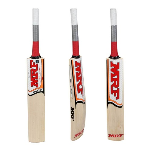 MRF Hunter English Willow Cricket Bat