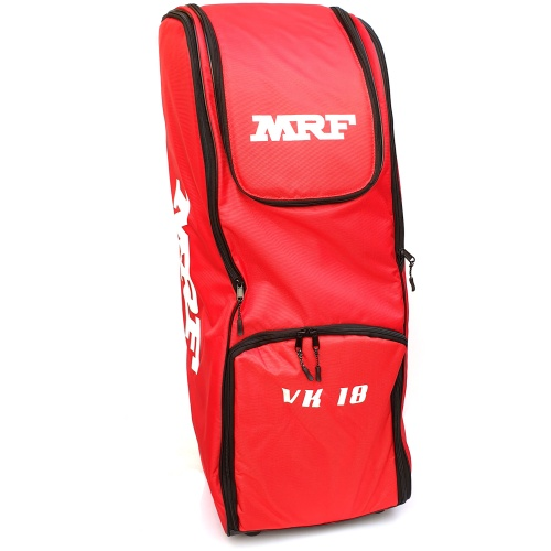MRF VK 18 Cricket Kitbag with Wheels