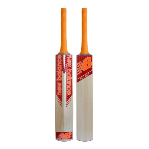 New Balance TC 360 Kashmir Willow Cricket Bat - Size Short Handle