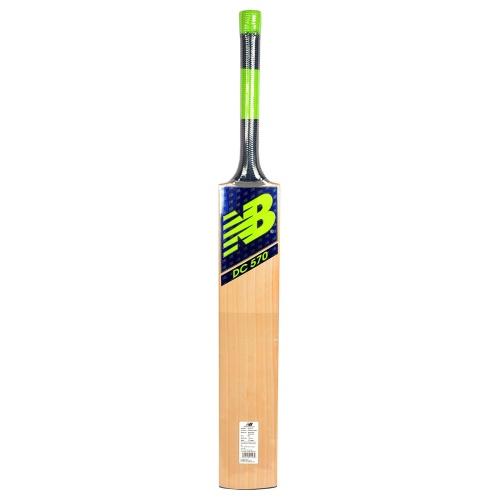 New Balance DC-570 English Willow Cricket Bat - Size SH