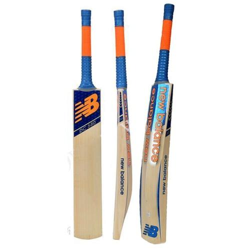 New Balance DC-580 English Willow Cricket Bat - Size SH