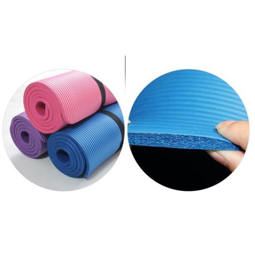 Yoga Mat 10 mm - ASSORTED COLORS