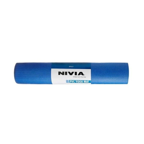 Nivia Yoga Mat 6 mm - ASSORTED COLORS