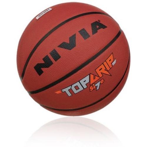 Nivia Top Grip Basketball - Size: 7