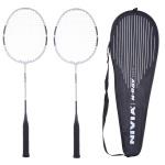 Nivia N-Ray 100 Badminton Racket (Pack of 2)