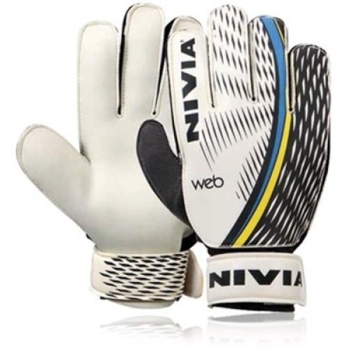 Nivia Web Goalkeeping Gloves - Size L