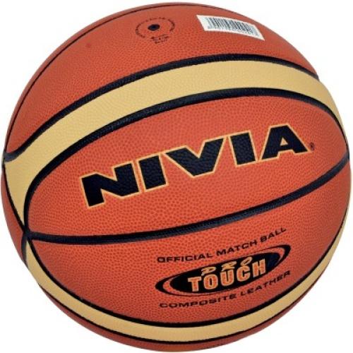 Nivia Pro-Touch Basketball - Size: 7