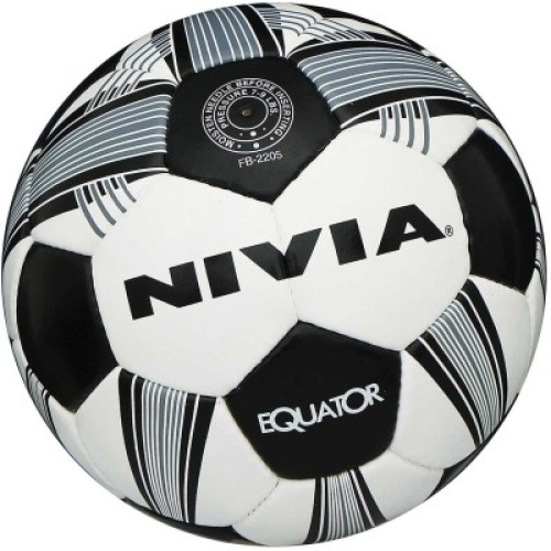 Nivia Equator Football - Size: 5