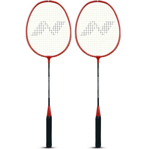 Nivia Thunder Speed Badminton Racket - Pack of 2