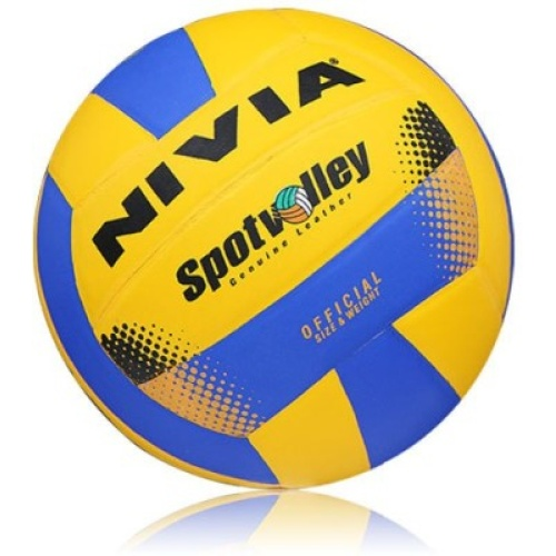 Nivia Spot Volley Volleyball, Size 4