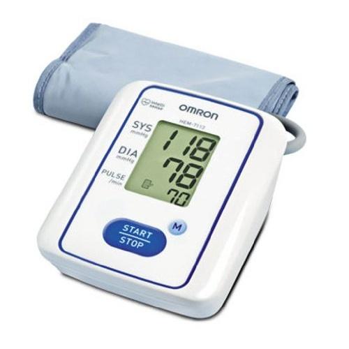 Omron HEM 7113 Automatic Blood Pressure Monitor