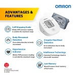 Omron HEM 7121J Blood Pressure Monitor