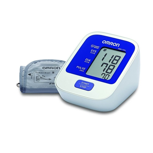 Omron HEM 7124 Blood Pressure Monitor