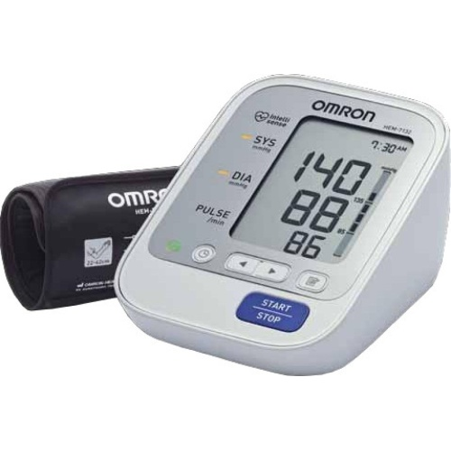 Omron HEM 7132 Blood Pressure Monitor