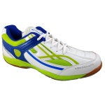 PROASE Exceed Plus 005 Pro Badminton Shoes - White/Green
