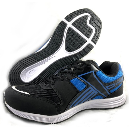 PROASE Running Shoes - Black-Blue