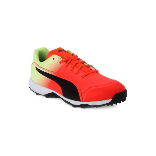 one8 x PUMA Men Red Cricket Shoes by Virat Kohli