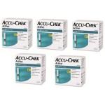 500 Strips for Accu Chek Active Sugar Monitor
