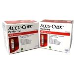 200 Strips for Accu Chek Performa Sugar Monitor