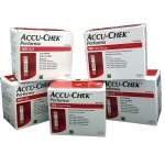 500 Strips for Accu Chek Performa Sugar Monitor
