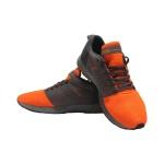 Sega Orange Extro Running Shoes
