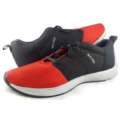 Sega Red Extro Running Shoes