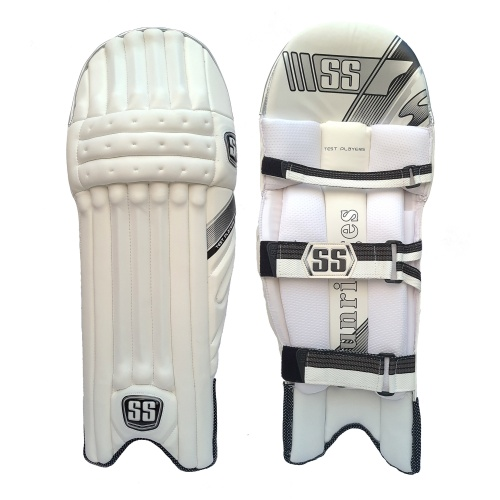 Test Players Cricket Batting Leg Guard