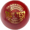 SF True Test Cricket Balls, Pack of 12 - Red