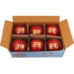 SF True Test Cricket Balls, Pack of 6