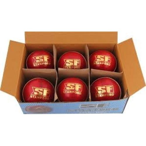 SF True Test Cricket Balls, Pack of 6