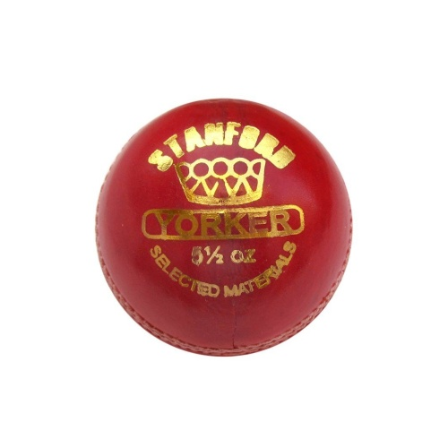 SF Yorker Cricket Balls, Pack of 12