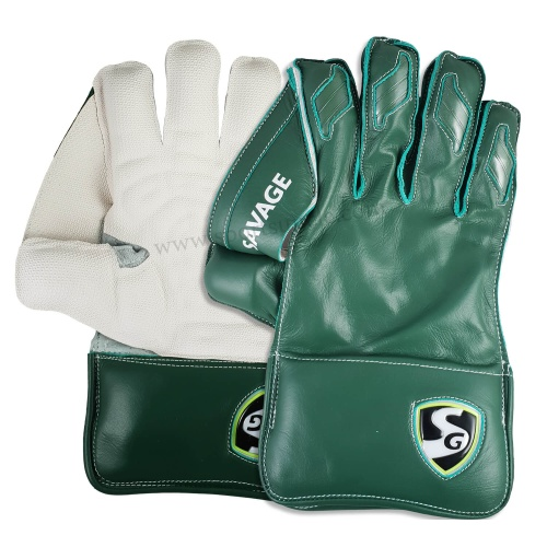 SG Savage Wicket Keeping Gloves