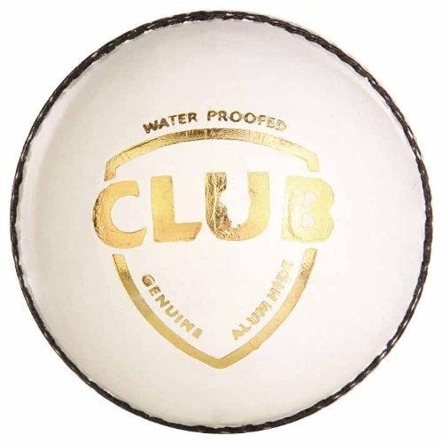 SG Club Leather Ball (White)