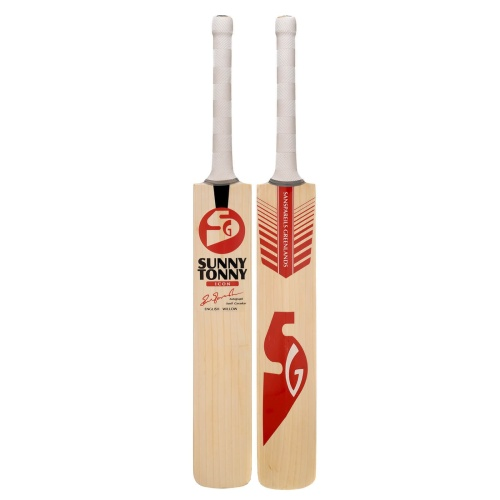 SG Sunny Tonny Icon English Willow Cricket Bat