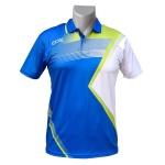 Shiv Naresh Blue Green Lines Tshirt