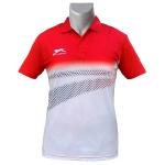 Shiv Naresh Red Shaded Dots Tshirt