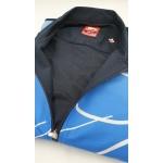 Shiv Naresh Synthetic Blue Sublimation TrackSuit