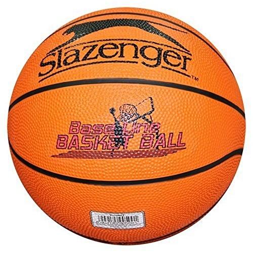 Slazenger V-450 Baseline Basketball - Size: 7