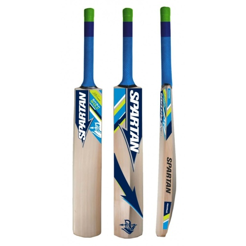 Spartan MS Dhoni BHUM BHUM BHOLE Kashmir Willow Cricket Bat - Size SH