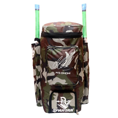Spartan MS Dhoni KB-509 Backpack Kit Bag