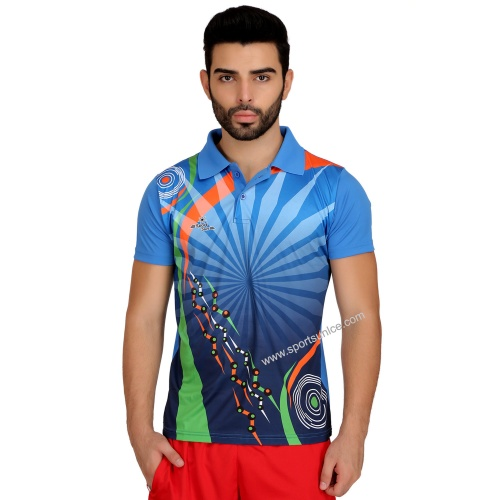 Sportsun Rising India Sports Tshirt