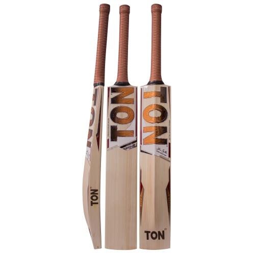 SS Ton Gold Edition English Willow Cricket Bat