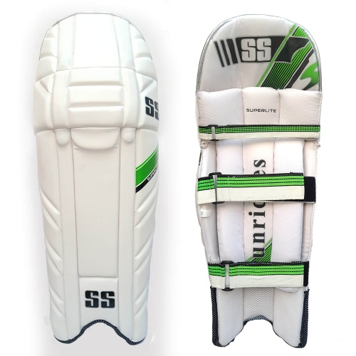 SS Superlite Cricket Batting Leg Guard